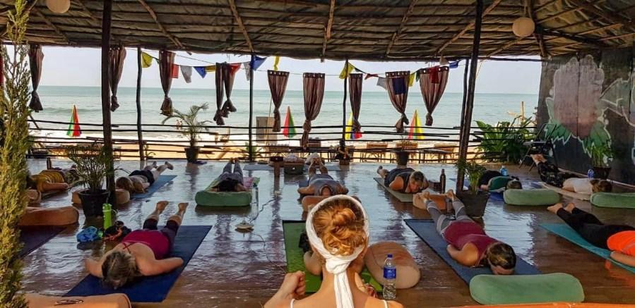 Louts Oasis Yoga shala