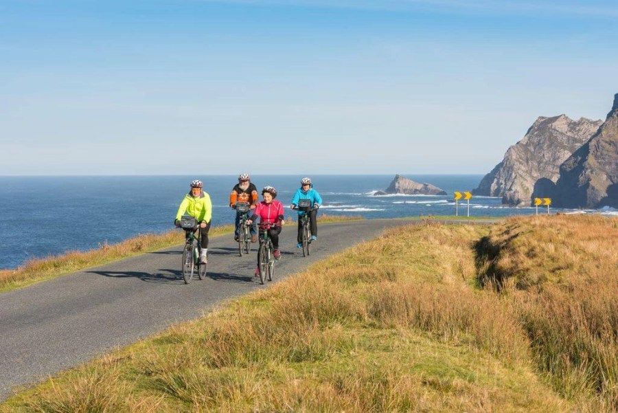 Cycling tours Ireland