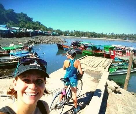 Exploring Myanmar