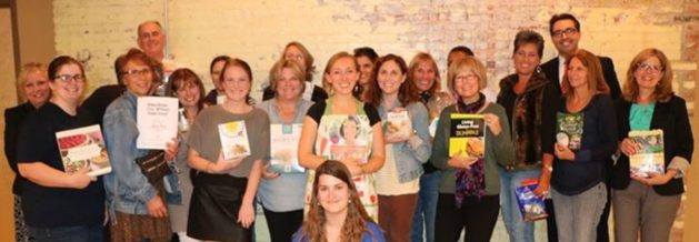 With attendees of the Going Gluten-Free without Going Crazy Workshop