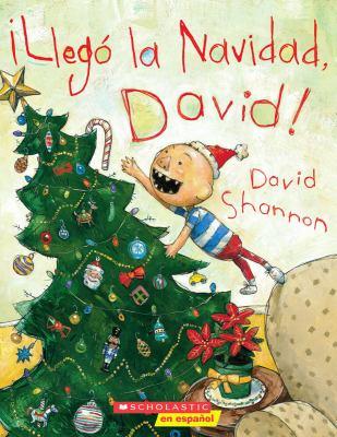 Book Cover for Llego la Navidad, David!