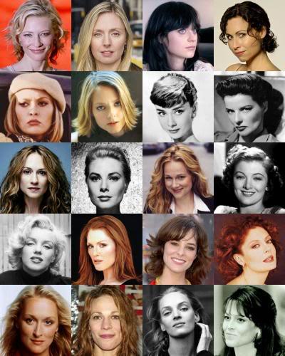 women actresses