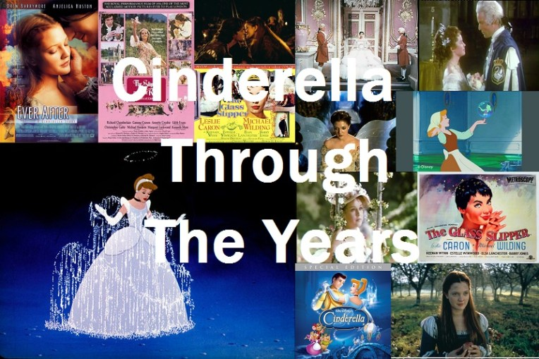 cinderella through the years
