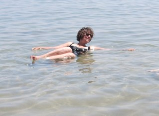 A Dead Sea Day