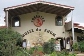 photo of the Rum Museum building