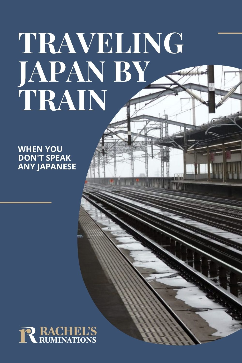 If you don't speak Japanese, traveling by train in Japan can be daunting. Here are 8 tips that will help you negotiate the Japan Rail system. via @rachelsruminations