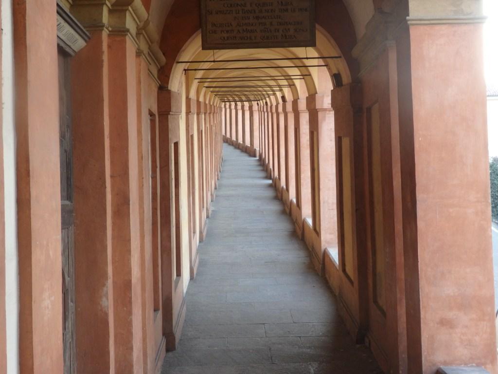 San Luca Portico in Bologna