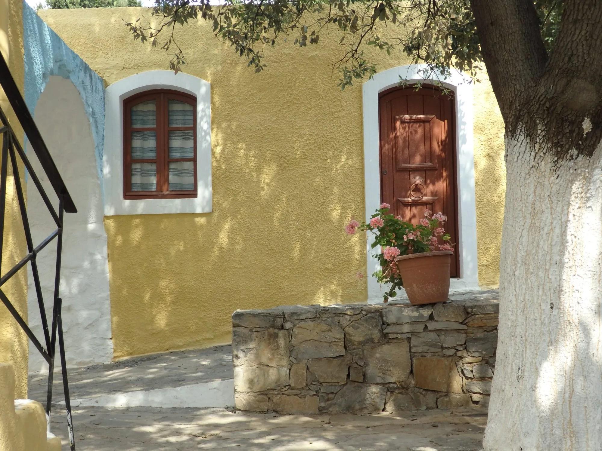 in Arolithos village