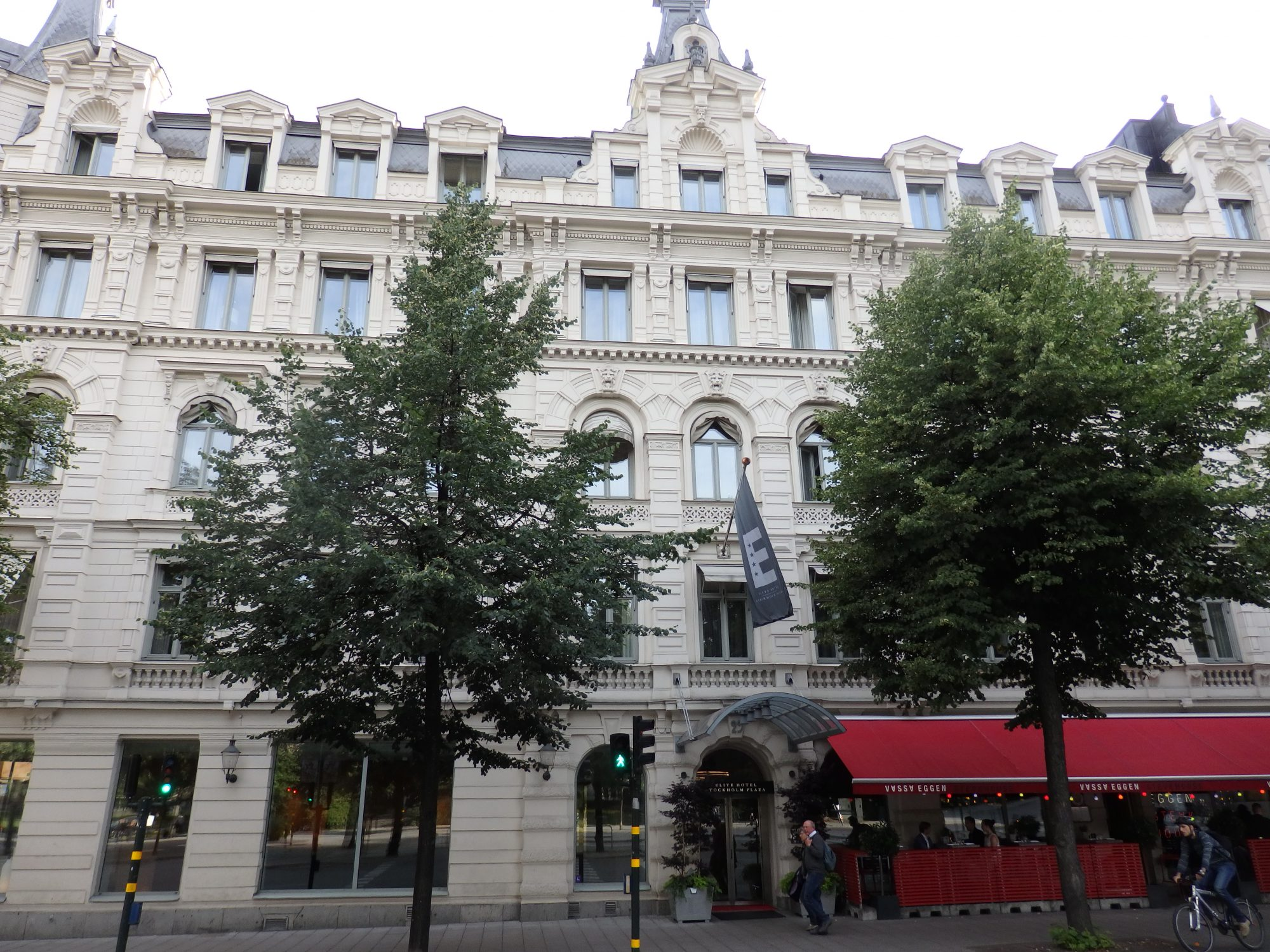 Elite Hotel Stockholm Plaza, booked through Hotwire