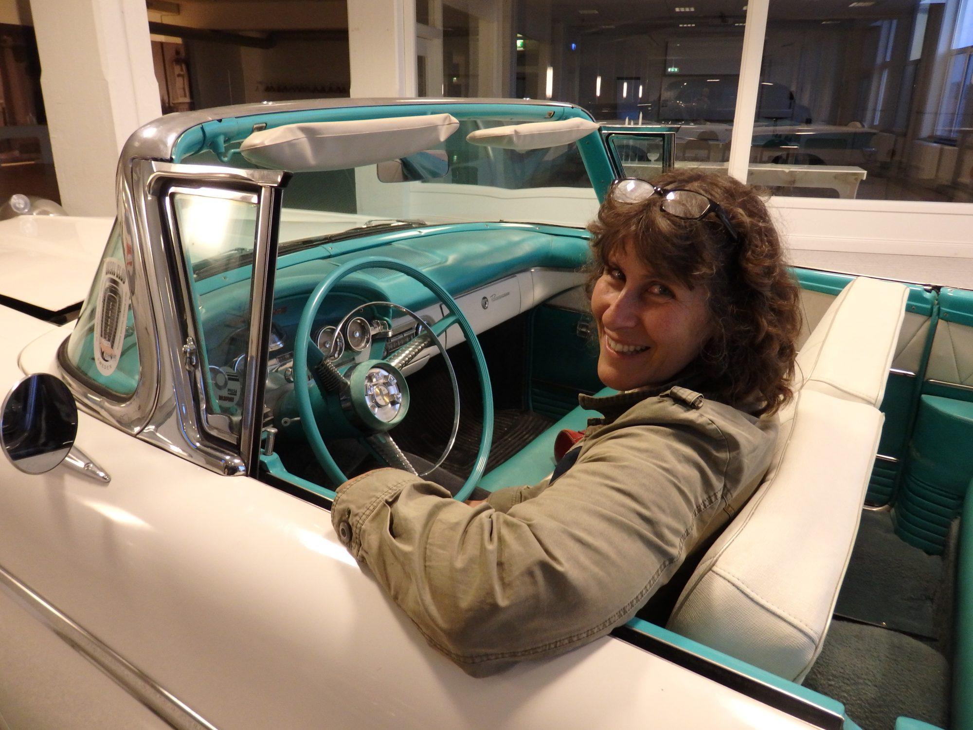 the Edsel and me