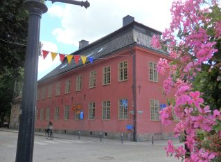 Flying into Skavsta? Nyköping is worth a look.