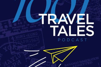 1001 Travel Tales logo