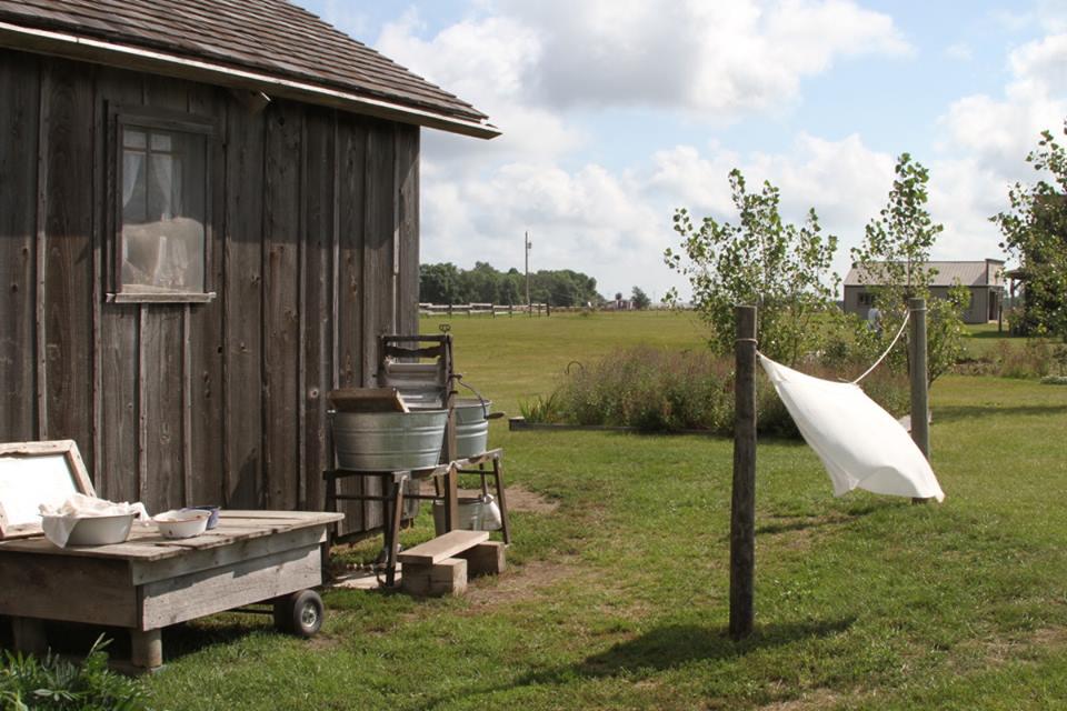 photo taken at Ingalls Homestead in De Smet, South Dakota, by Deb Thompson