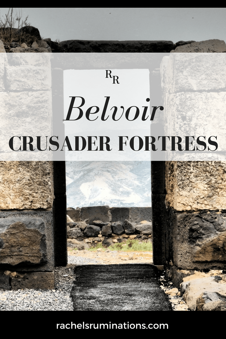 In some ways, Belvoir is more impressive than Akko. Akko's fortress is mostly underground and the city surrounds it. Belvoir Fortress is in full view. #belvoir #crusaders #israel #visitisrael #goisrael #c2cgroup via @rachelsruminations