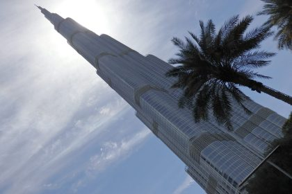 Visiting Burj Khalifa