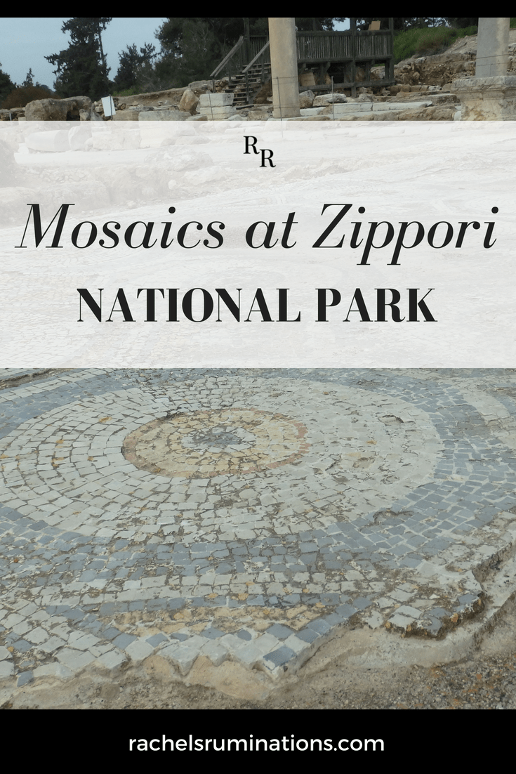 """""""Sixteen miles all around Zippori is a land flowing with milk and honey."""" This sentence opens the text given to visitors to Zippori National Park. #zippori #israel #mosaics #romanhistory #visitisrael #c2cgroup via @rachelsruminations"""