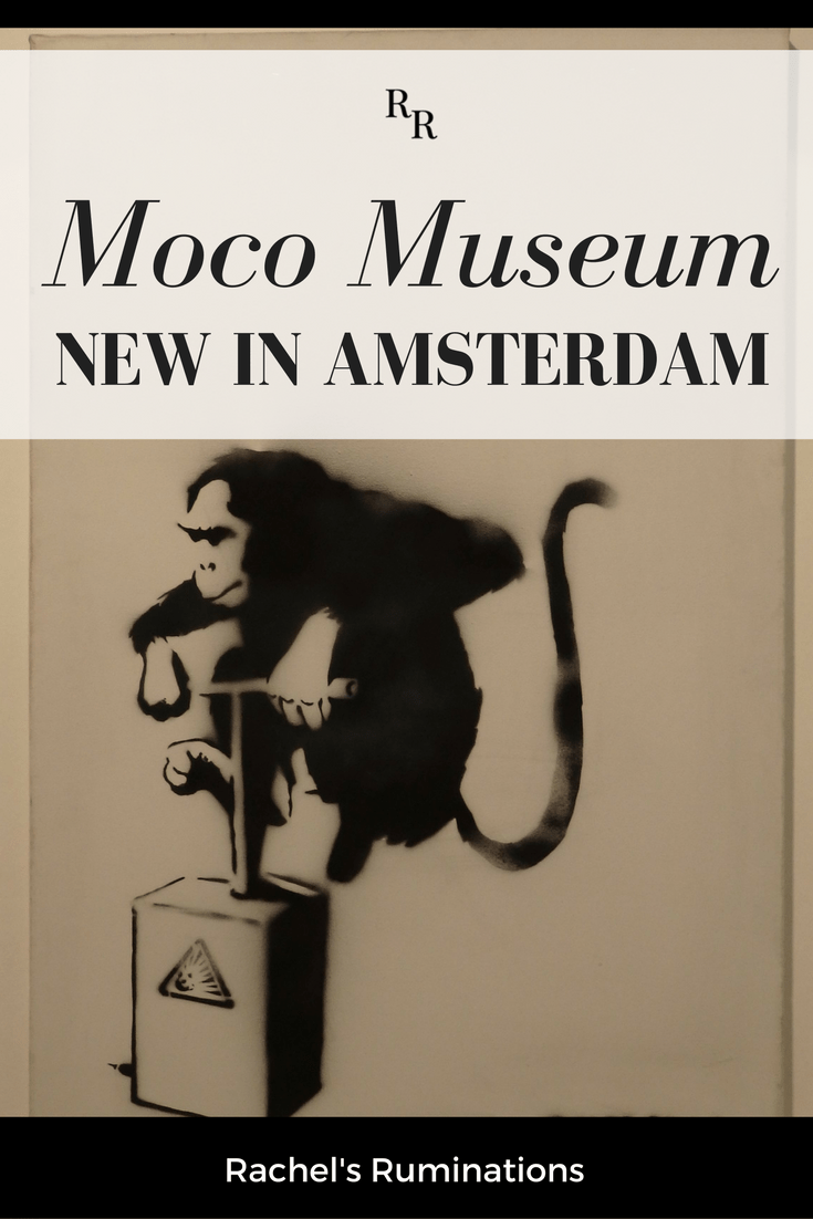 Moco Museum: New in Amsterdam (pinnable image)
