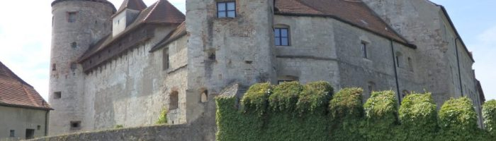 Lovely Burghausen Castle