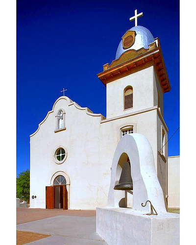 Ysleta Mission (Image via Flickr by VisitElPaso)