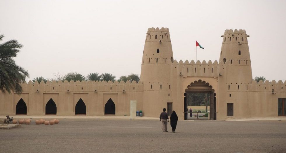 Al Jahili Fortress in Al Ayn wasnt exactly teeming with tourists the day I visited.