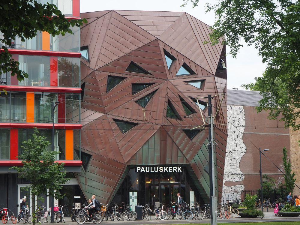 Pauluskerk in Rotterdam