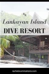 Lankayan Island Dive Resort pinnable image