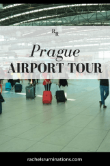 Prague Airport pin 1