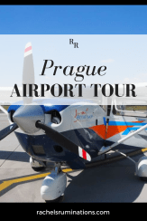 Prague Airport pin 3