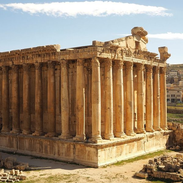 The Baalbek Ruins in Lebanon: an extraordinary UNESCO site