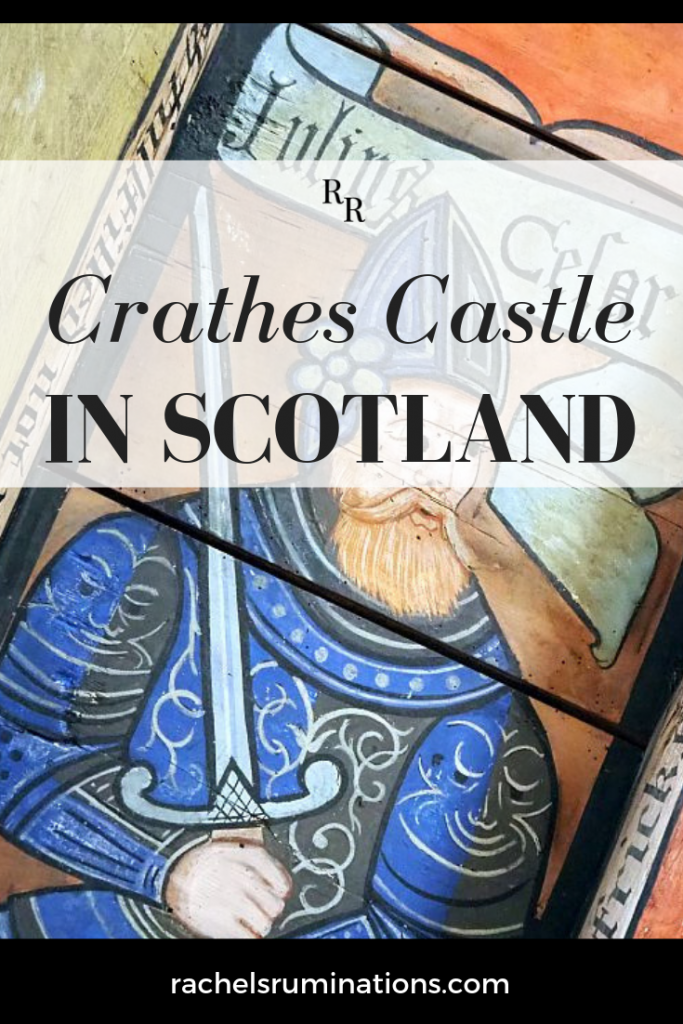 Built in the mid-16th century, Crathes Castle in Scotland is one of 14 castles in Aberdeenshire worth visiting. The Burnetts lived there for over 300 years. #Scotland #castles #castlesofscotland #visitaberdeenshire