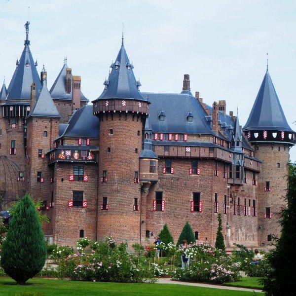 Castle De Haar: An extravagant vision of the medieval