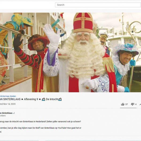 Zwarte Piet (Black Pete) updated