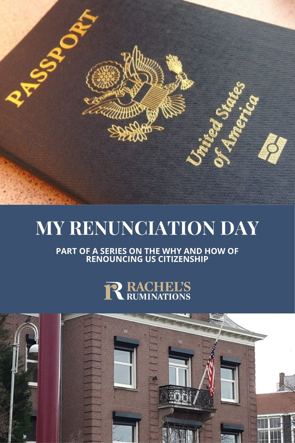 This article describes the day of my renunciation of US citizenship: just the blow-by-blow description of what happened at the US consulate. via @rachelsruminations