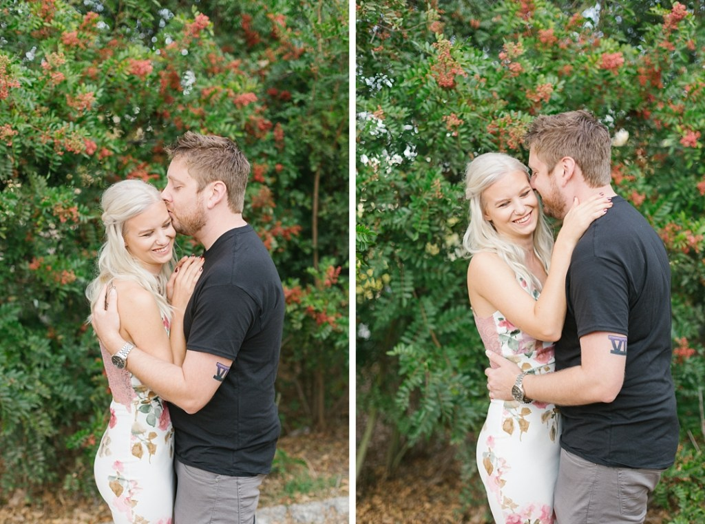 carly and nick's south bay engagement session by Redondo Beach photographer Rachel Stelter