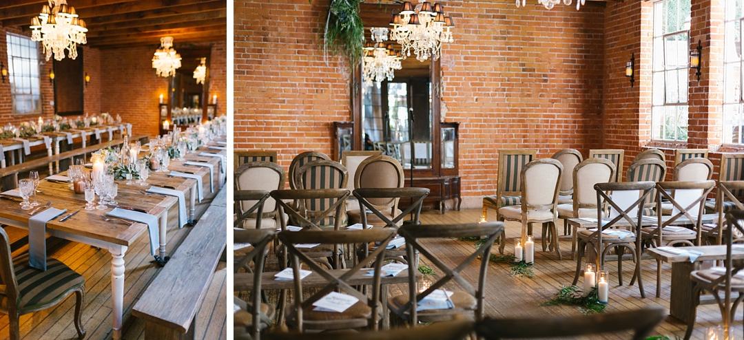 carondelet house wedding decor and timeline tips