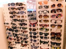 Shopping for some sunnies!
