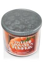 BBW Sweet Cinnamon Pumpkin - smells soooo good :D