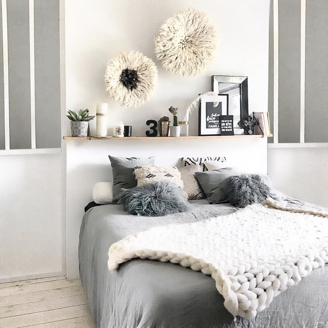 Ma chambre d coration ambiance rachelstyliste - Chambre a coucher pour couple ...