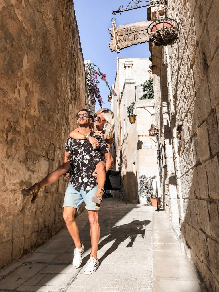 mdina silent city malte