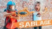 SABLAGE DES MURS EN BRIQUE (et de belles économies !) - EP33