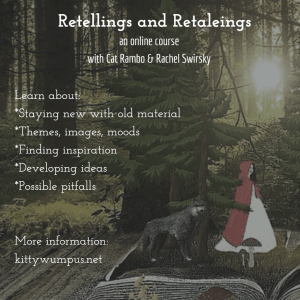 Retellings graphic instagram