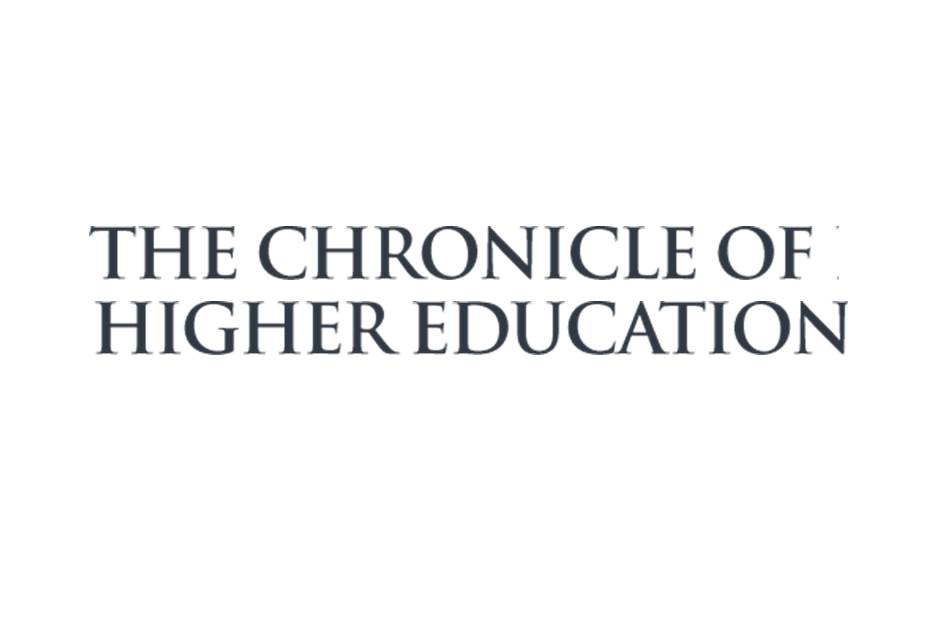 de7823039 December 20, 2016 in Selected Essays, The Chronicle of Higher Education