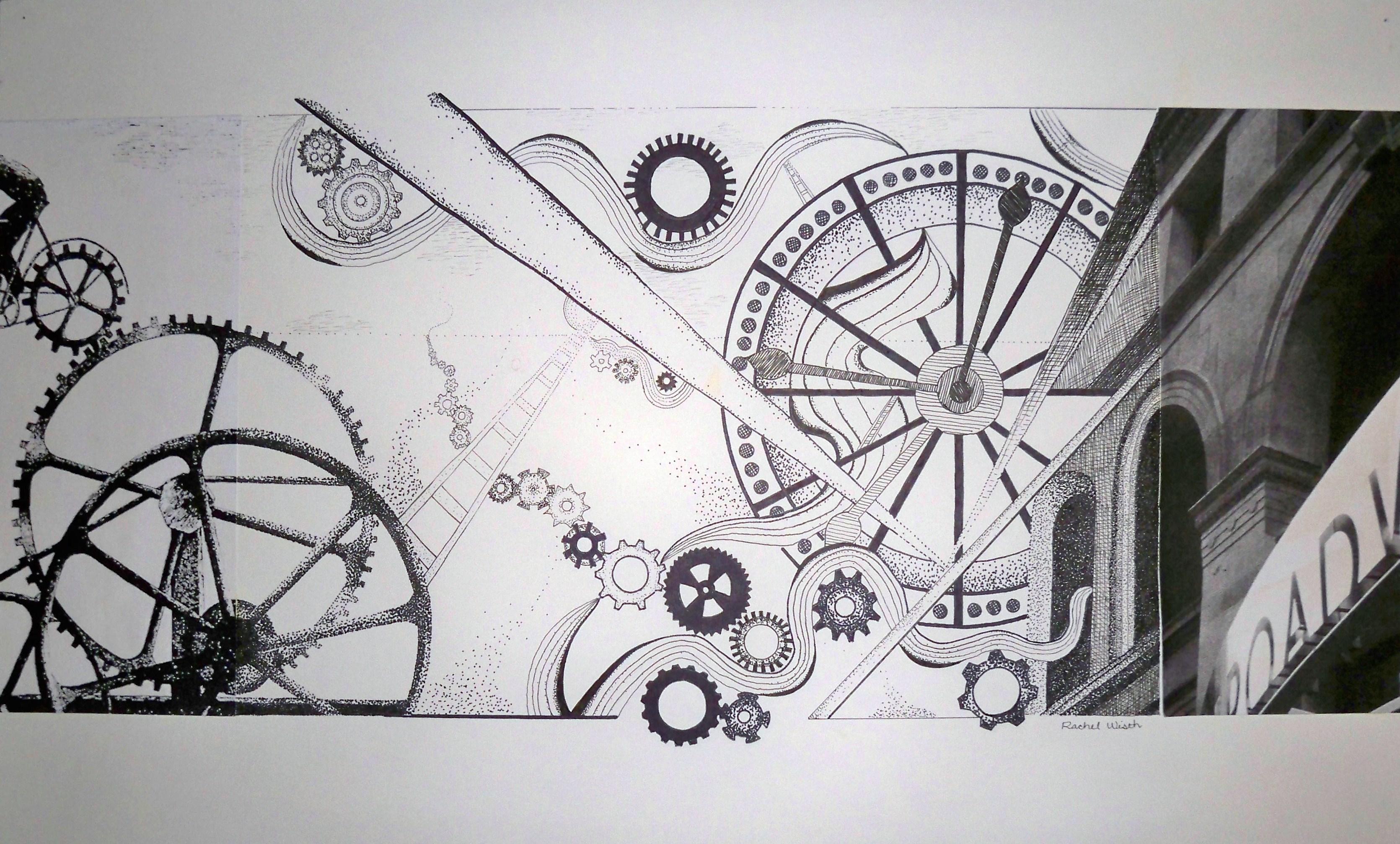 Drawing 2d Design