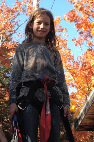 Building confidence in kids. | Clean : : the LuSa Organics Blog