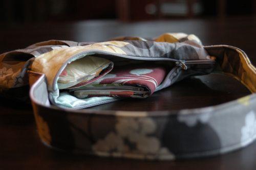 Sew this little bag. | Clean : : the LuSa Organics Blog
