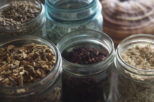 Six herbal recipes for purchase to help a family in need.