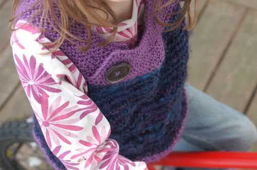 Handspun vest   Clean : : the LuSa Organics Blog