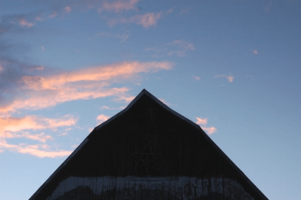 Zen in the barn | Clean