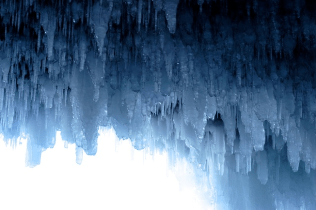 Ice caves | Clean.
