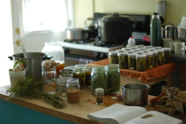 Preserving the Harvest | a collection of canning recipes